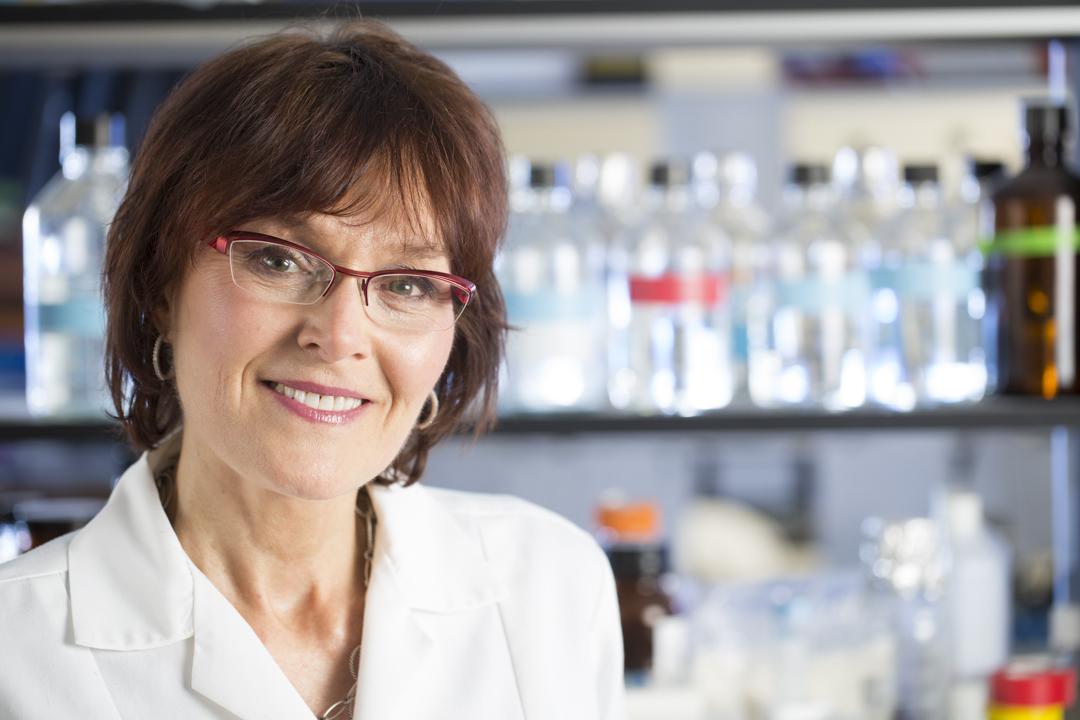Gairdner award winner Dr Lynne Maquat
