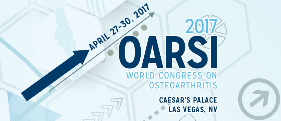 OARSI logo for 2017 conference