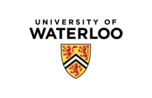 University of Waterloo vertical logo