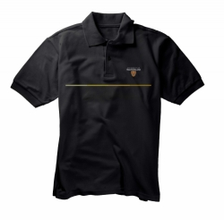UWaterloo black collared shirt