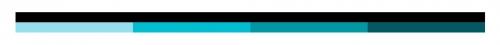 Applied Health Sciences colour bar