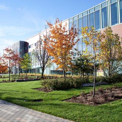 Tatham Centre, exterior