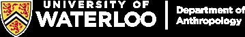 waterloo anthropology logo