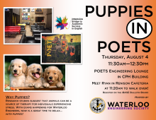 Puppies in POETS