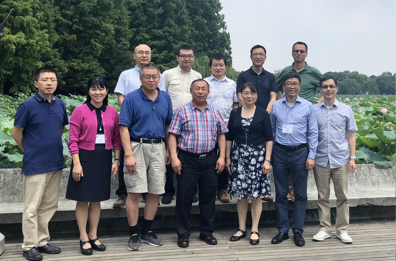 Prof. Shen visited Zhejiang University, Hangzhou, China, on July 30, 2018.