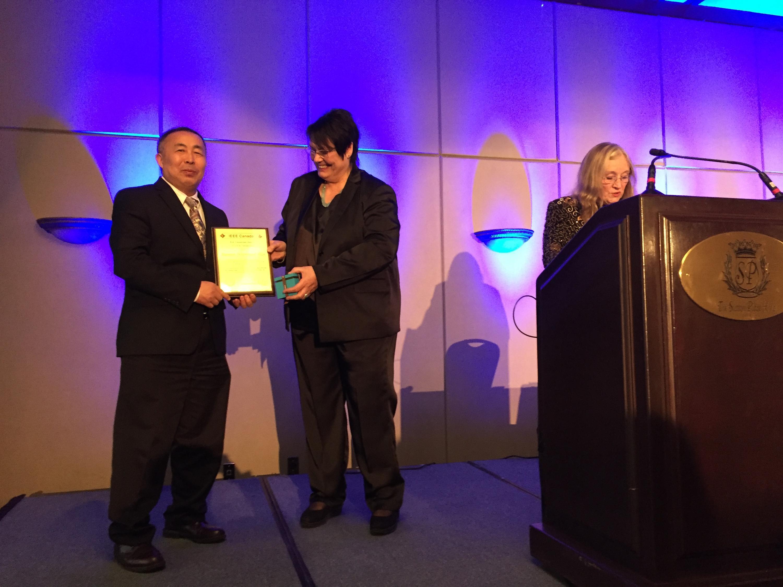 IEEE Canada R.A. Fessenden Silver Medal Award