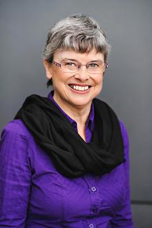 Portrait of Melanie Campbell