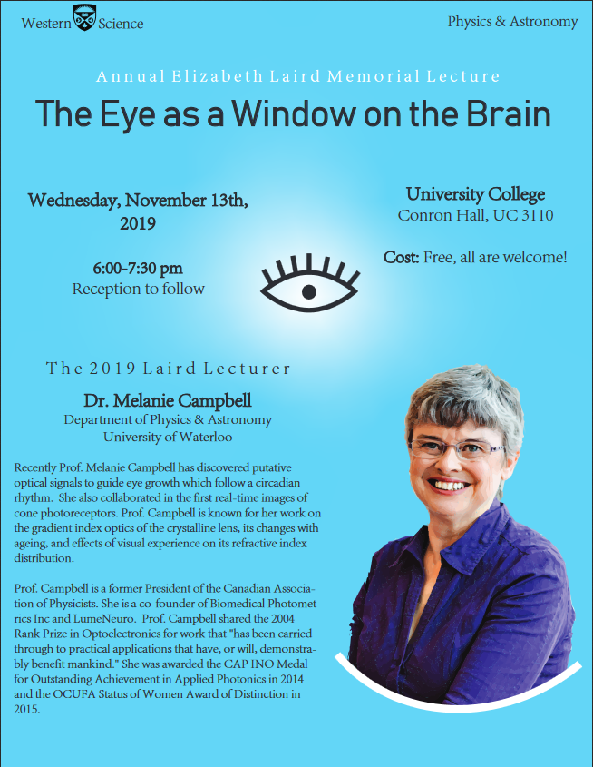 Poster for the lecture; details in text and link.