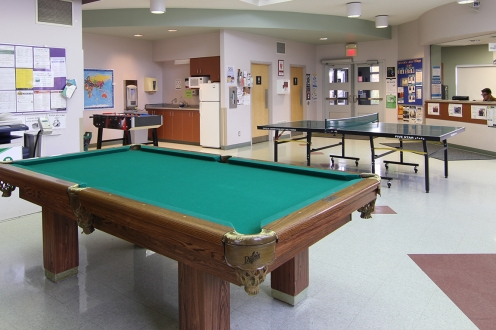 Columbia Lake Village Community Centre interior