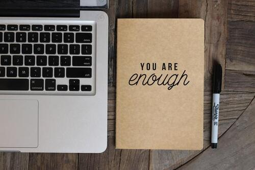 you are enough journal
