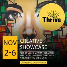 thrive creative showcase