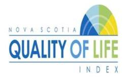 Nova Scotia Quality of Life Logo