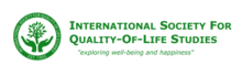International Society for Quality of Life Studies green logo