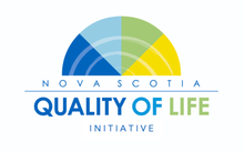 Nova Scotia Quality of Life initative Logo