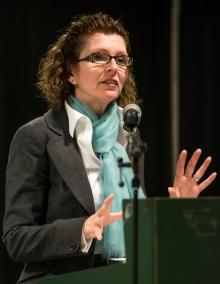 Susan J. Elliott, Dean of Applied Health Sciences, University of Waterloo