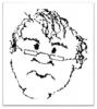 Jiri Zuzanek caricature
