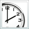 Time use- picture of analog clock