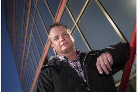 CAMI plant union chair Mike Van Boekel