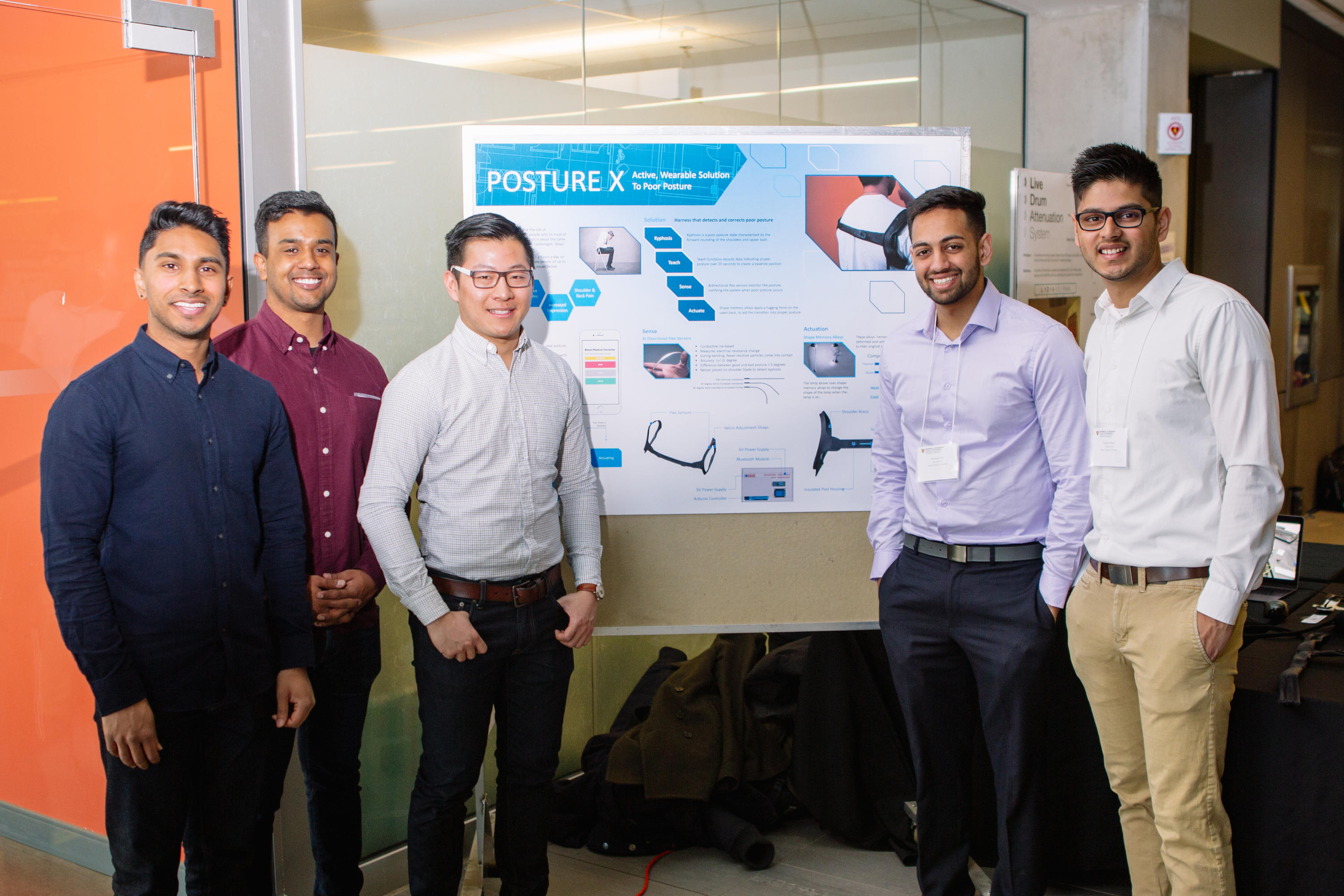 Mechanical Engineering Capstone Design Team