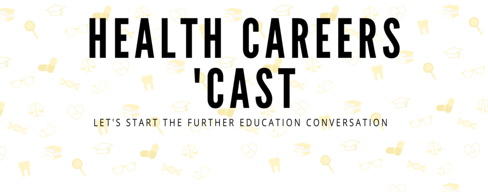 Listen to the Health Careers Podcasts