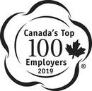 Canada's Top 100 Employers logo 2019