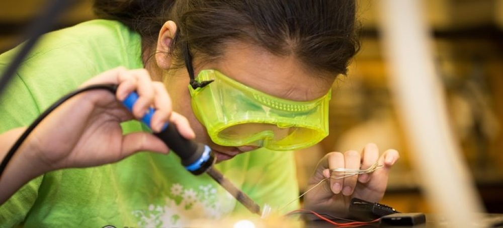 Catalyst Summer Program soldering time