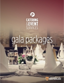 Gala package Cover