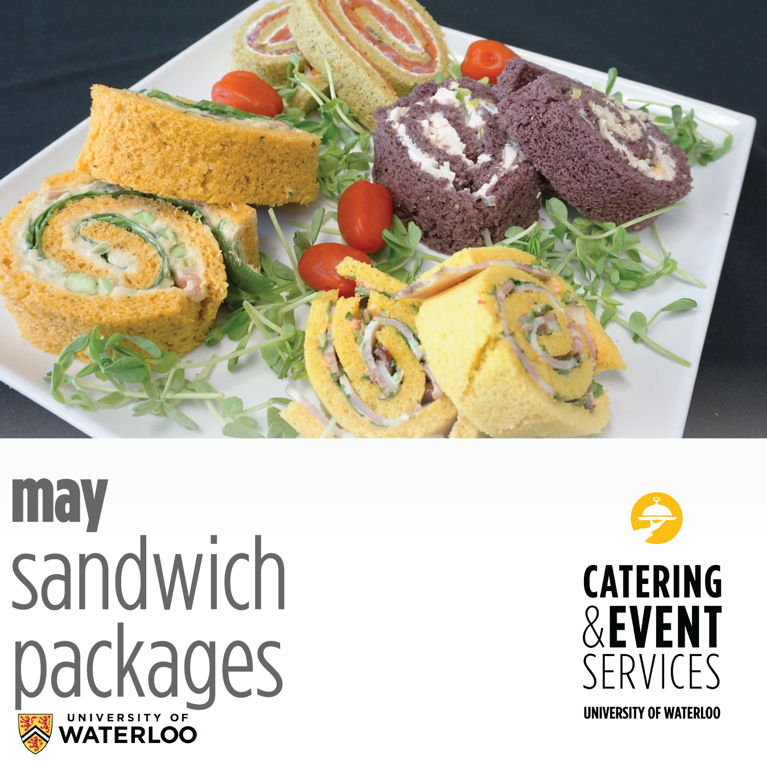 MAY SANDWICH FEATURE