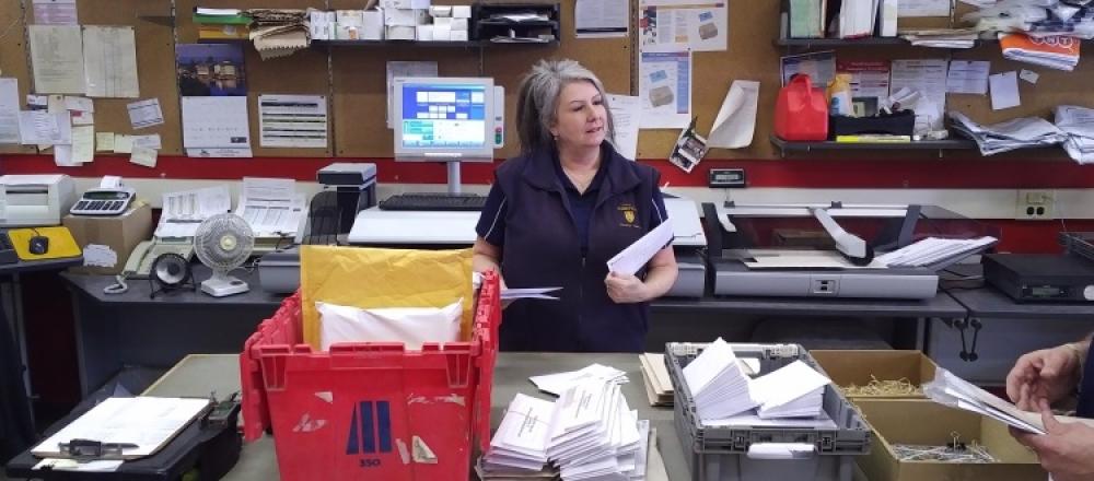 Lettermail