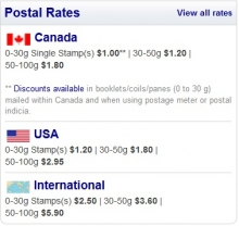 Vancouver ca postal code