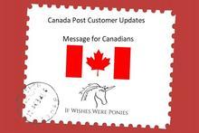 Canada Post Updates