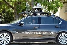 Automated drive vehicle