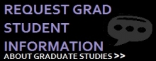 Request grad student information about graduate studies