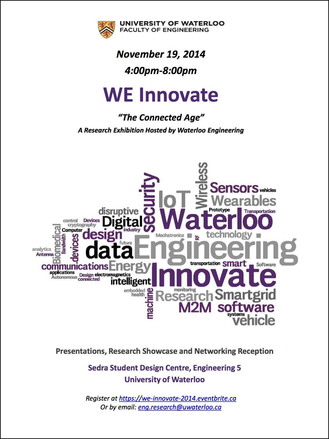 we innovate poster