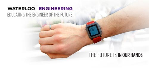 Waterloo | Engineering Educating the Engineer of the Future - The future is in our hands
