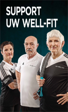 Support UW WELL-FIT.