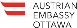 Logo of the Austrian Embassy in Ottawa