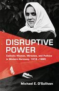 Book cover for Disruptive Power
