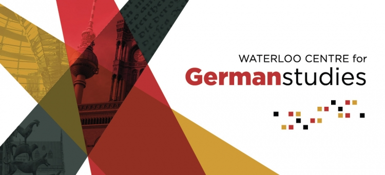 WCGS logo, with images of Germany