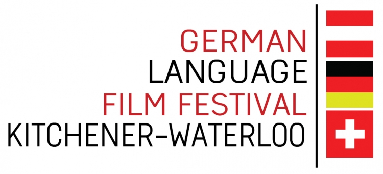 German Language Film Festival Kitchener-Waterloo | flags of Austria, Germany, and Switzerland