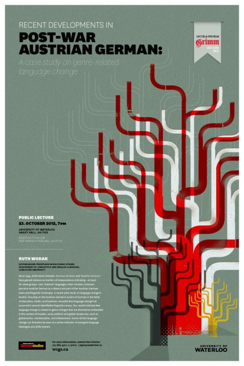 Grimm Lecture 2012 Poster