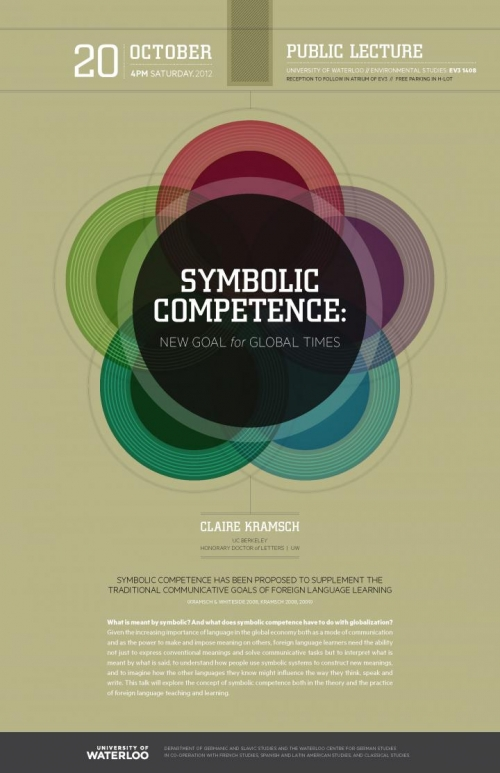 Symbolic Competence Poster