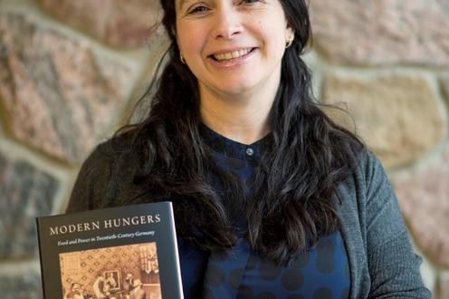 Alice Weinreb with Modern Hungers