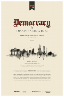 Democracy in Disappearing Ink