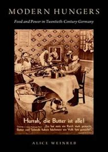 Food and Power in Twentieth-Century Germany