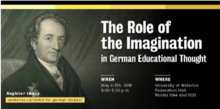 Role of the Imagination Workshop Poster