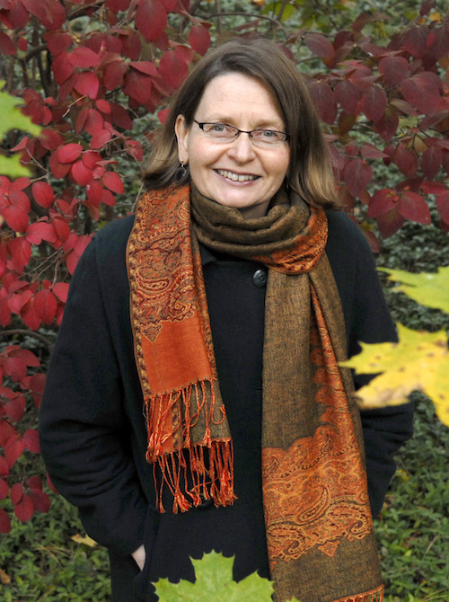 Alice Kuzniar, UWaterloo Research Chair and WCGS Member