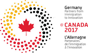 canada and germany innovation and immigration 2017 logo