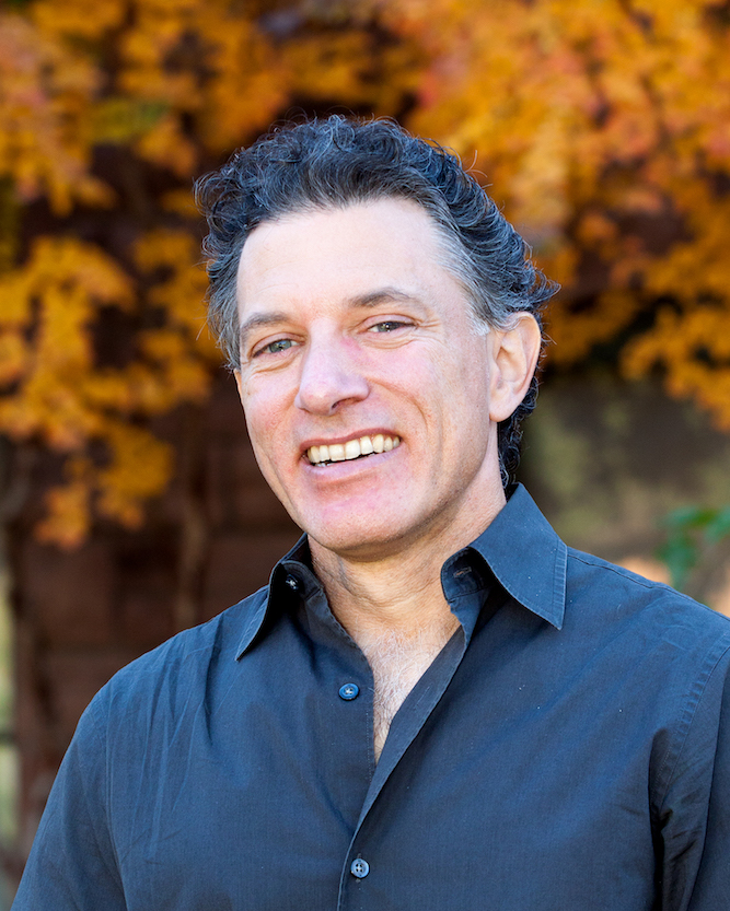 Headshot of Ron Broglio, Arizona State University