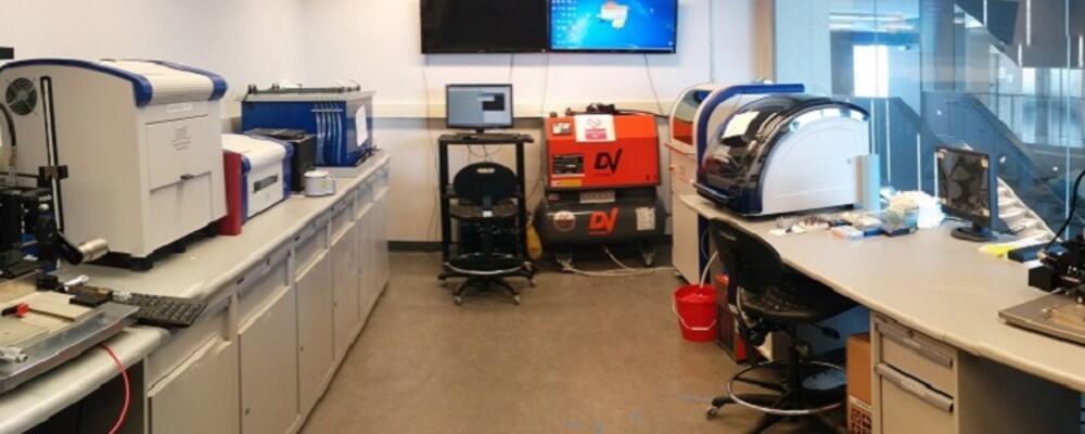 Fast Prototyping Lab